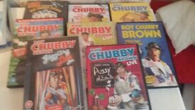 8 chubby stand up dvds