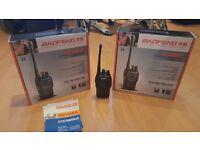 Baofeng BF 888S walkie talkie