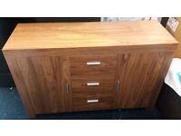 sideboard 3 drawers 2 doors new order