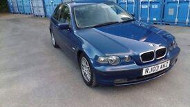 For sale BMW318 ti