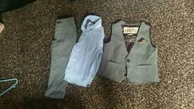 Boys next 3 piece suit age 2-3