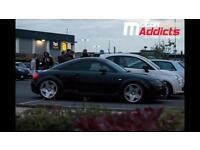 Breaking Audi TT 225 bam