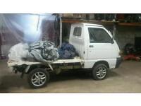 Daihatsu hijet pickup 1.3 petrol spare or repair