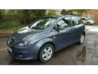 SEAT ALTEA 1.9 TDi Reference Sport 5dr (grey) 2007