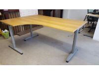 Ikea Galant - Large corner office desk