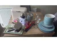 Assorted Kitchen Utensils & Items