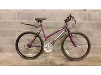 FULLY SERVICED WOMEN KASSIMA SAXON BICYCLE
