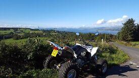 2012 quadzilla 500 xlc road legal quad