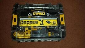 2x combi Dewalt Drill