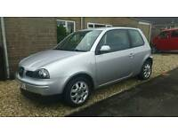 SEAT AROSA 1.0 S petrol great car 3dr like VW Lupo 50 mpg