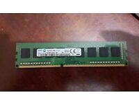 4GB / 8GB / 16GB PC3-10600 PC3L-12800 PC3-12800U PC3-12800E KTA-MB1600/8G Desktop and Laptop RAM