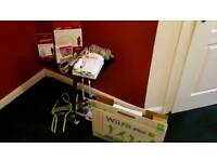 **NINTENDO WII FULL SET!*PERFECT FOR CHRISTMAS*!