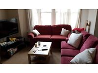 Professional needed for room in relaxed 3-person First Floor Flat on Sefton Park Rd from 1st Jul 18