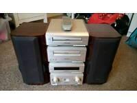 Technics radio cd hi-fi system