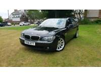 For sale BMW 730 diesel automatic nice condition inside outside fully loaded full v5