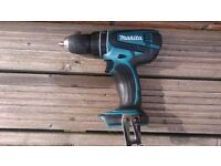 "MAKITA DHP482 18v LXT LI-ION COMBI DRILL ""STAR""BODY ONLY"" dewalt bosch milwaukee"