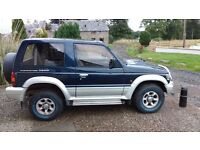 Mitsubishi Pajero 2.8 TD SWB Automatic, great runner, perfect for towing.