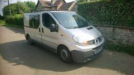 Renault Trafic 2006 Insulated Day Van
