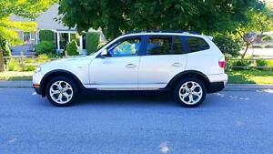 2010 BMW X3 30i P.Leather Heated seats ,Panoramic Sunroof $10975