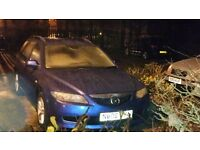 *BARGAIN* Mazda 6 Estate 2.0 Diesel 06 Starts And Drives Spares Or Repairs Mechanics Breakers £300