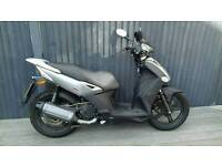 Kymco agility 125 one year mot one lady owner from new 950 ono
