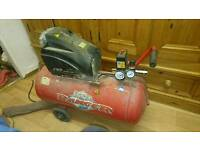 Clarke air ranger compressor