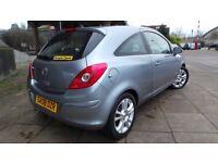 2008 08 Vauxhall/Opel Corsa 1.2i 16v ( a/c ) 2008MY SXi (CHEAPER PART EX WELCOME)