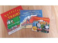 Childrens Train Story Books