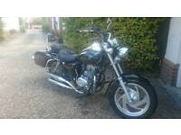 Pioneer 125cc 64 plate 1500 miles from new!
