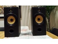 Bowers and Wilkins B&W DM602 Speakers