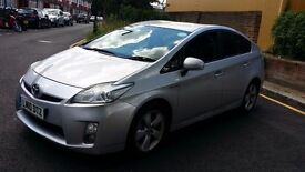 TOYOTA PRIUS UBER READY **ONLY £110 PER WEEK** ONLY UNTIL 31ST DECEMBER 2016