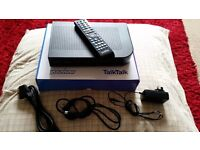 Talk Talk YouView+ box
