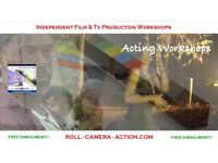 Exciting Film & TV Production Training - ENROL NOW