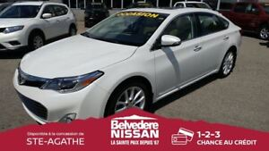 2015 Toyota Avalon LIMITED  TOIT OUVRANT CUIR BANC VENTILE