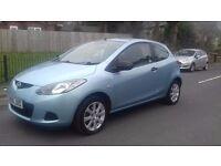 2009 Mazda 2 ts a/c 1.3 new mot 12 Months