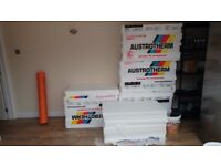 White Polystyrene Insulation Sheets for External Wall Insulation