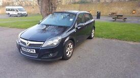 Vauxhall Astra SXi 1.6 sport, 5 door, Manual, Petrol