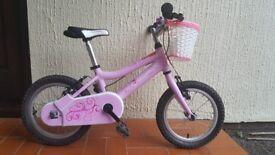 Quality bike for small girl - Ridgeback 14inch frame
