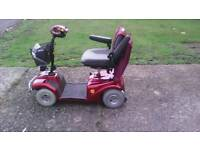 Mobility scooter shoprider 4mph very good condition