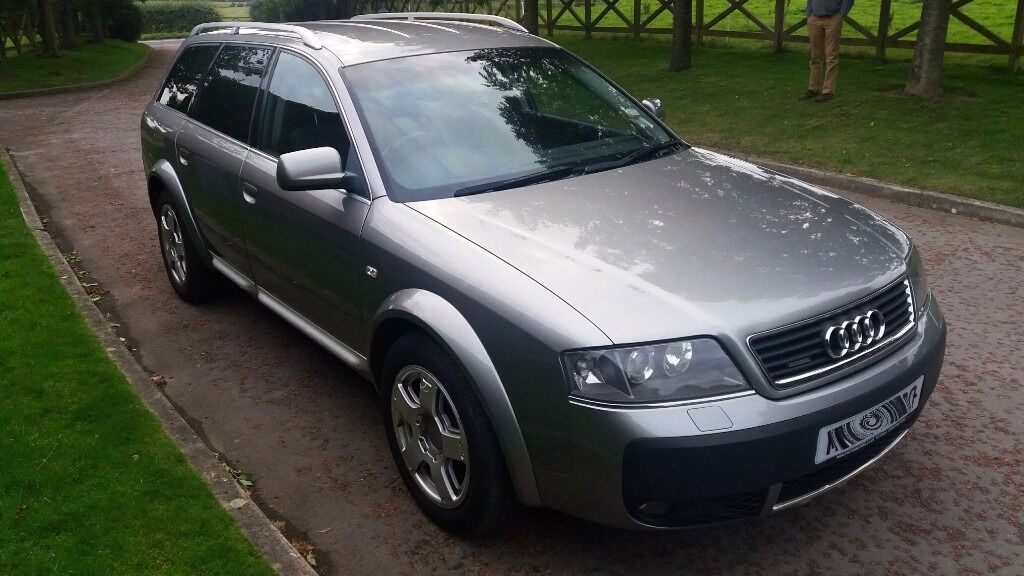 2005 audi a6 allroad 2 5 tdi quattro auto 4x4 diesel. Black Bedroom Furniture Sets. Home Design Ideas