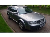 2005 AUDI A6 ALLROAD 2.5 TDI QUATTRO AUTO 4X4 DIESEL FAMILY ESTATE DOG CAR