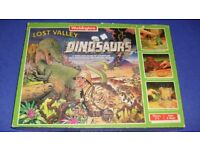 Waddingtons Lost Valley of the Dinosaurs board game