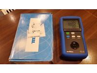 METRIX PX110 WATTMETER, POWER, 10W - 6KW, 0.5V - 600V