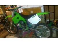 1994 Kawasaki KX 125 evo mx bike