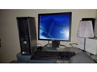 Dell Optiplex PC setup