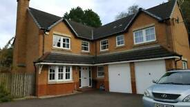 5 b House to rent in croy 10 min to train station