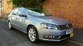 TAXI NOTTINGHAM VW PASSAT 2.0 TDI DSG BLUEMOTION HIGHLINE