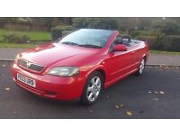 Astra Coupe Convertible full leather
