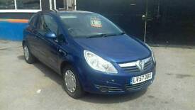 VAUXHALL CORSA VAN 1.3 DIESEL PART EXCHANGE WELCOME