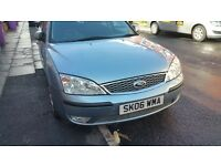 BRILLIANT FORD MONDEO 2.0 TDCI,06 PLATE,VERY LOW MILES,6 SPEED,NO FAULTS,BARGAIN OFFER!!!👌👌👌
